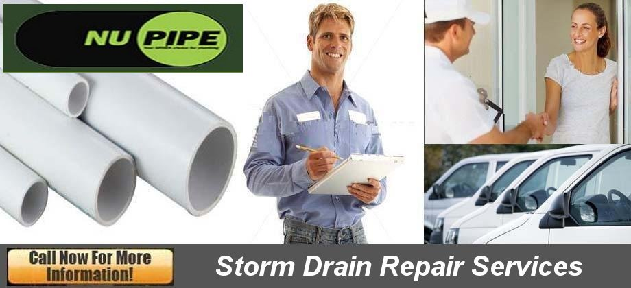 Environmental Pipe Cleaning, Inc Storm Drain Repair